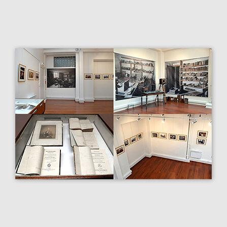 Première exposition des photos du plus vieil atelier photo du monde