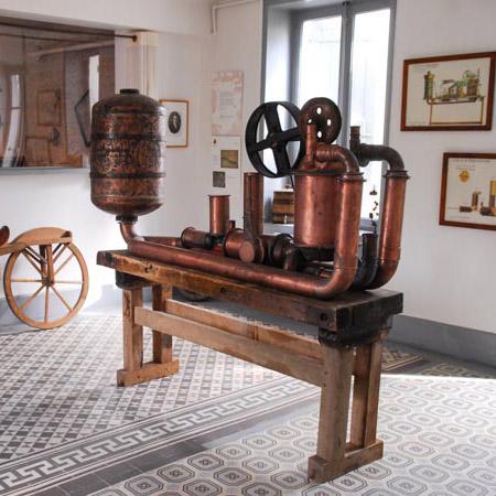 2008, le Bicentenaire de l'Invention du Pyréolophore par les Frères Niépce