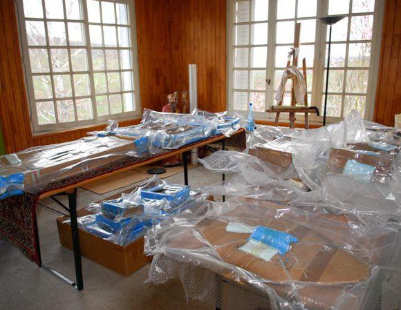 Fin de l'anoxie pour les dernières pièces du plus vieux labo du monde