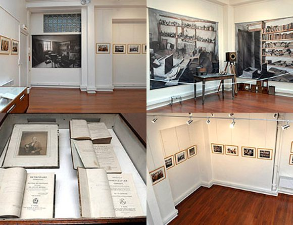 First exhibition of the pictures of Joseph Fortuné Petiot-Groffier lab