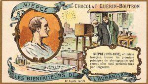 Niepce et Daguerre,